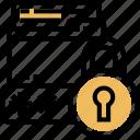 folder, password, access, code, privacy