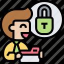 confidential, information, access, private, data