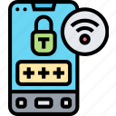 mobile, security, password, access