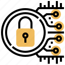 key, protection, security, system icon