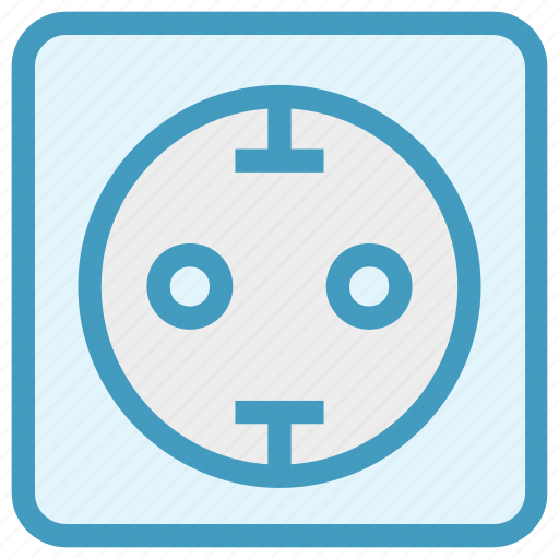 cable, connector, electronics, plug, socket icon