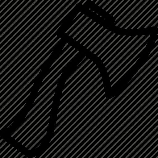 axe, building, construction, equipment, tool icon