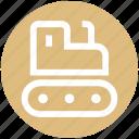 .svg, construction, crane, farm crane, farm vehicle, transport, vehicle icon