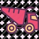 car, material, truck, transport
