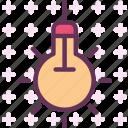 electric, light, lightbulb