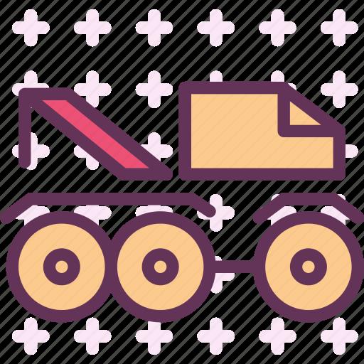 car, monster, transport, truck icon