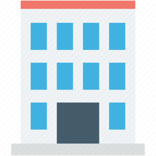 Accommodation, apartments, building, flats, hotel icon - Download on Iconfinder