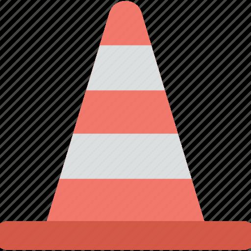 Cone pin, construction cone, road cone, traffic cone, traffic cone pin icon - Download on Iconfinder