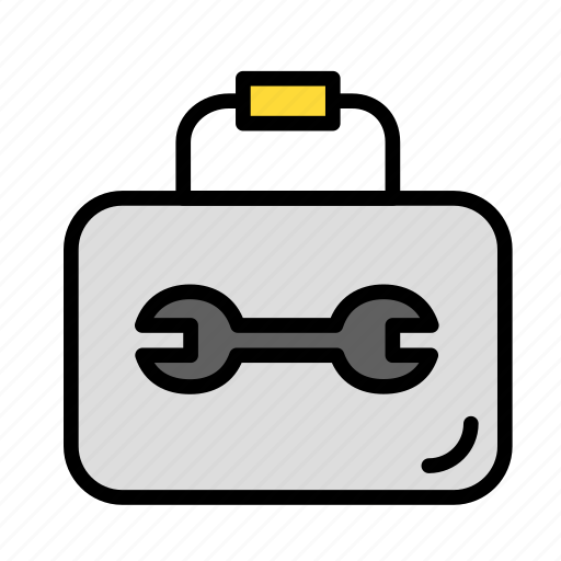 build, fabric, site, toolbox, work icon