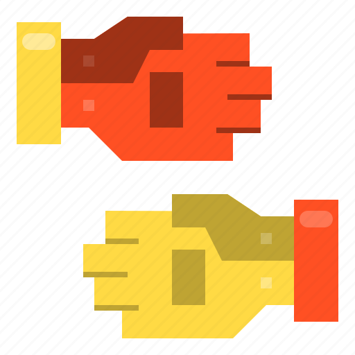 construction, gloves icon