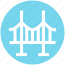 .svg, arch, architecture, bridge, construction, gate, landmark icon