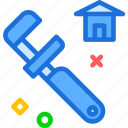 claw, electricianhome, mechanic, pinchers, tool icon