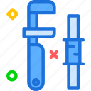 claw, electrician, mechanic, pinchers, tool icon
