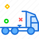 carhead, transport, truck icon