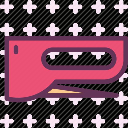 caps, sticher, tool icon