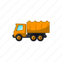 auto, cargo, construction, shipping, transport, truck, vehicle icon