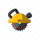 blade, circular, construction, cutting, equipment, saw