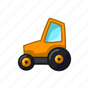 auto, construction, tractor, vehicle icon