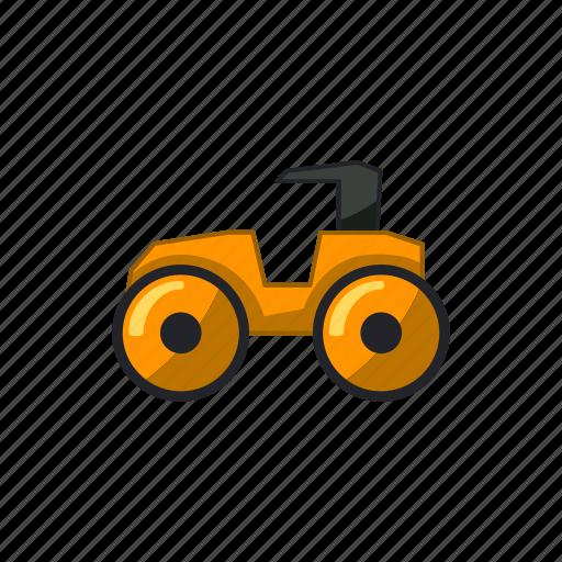auto, contruction, machine, tractor, vehicle icon