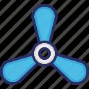turbine, whirligig, wind energy, wind generator, wind turbine icon