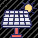 solar cell, solar energy, solar energy panel, solar panel, solar system icon