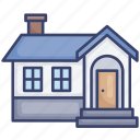 estate, family, home, house, property, real