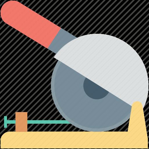 circular saw, power tool, saw blade, saw wheel, wheel blade icon