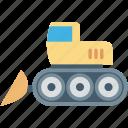 construction machinery, crane, excavator, heavy machinery, lifter