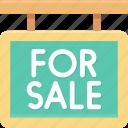 for sale, information, sale, sale board, sale signboard icon