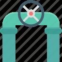 gas tap, plumbing, spigot valve, tap, water tap icon