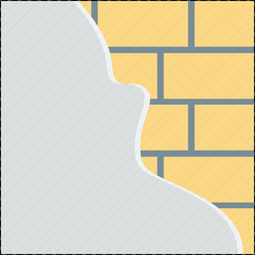 brick, brick wall, building, construction, wall icon