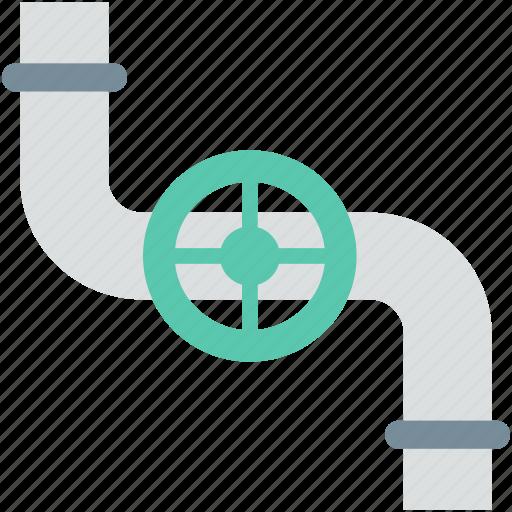 plumbing, spigot valve, water supply, water system, water tap icon