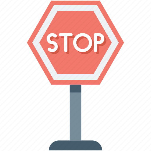 drive stop, road sign, stop sign, traffic sign, warning icon