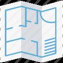 architecture, blueprint, construction map, document, file, house plan