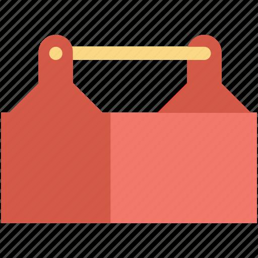 repair kit, tool box, tool kit, tools, worker box icon