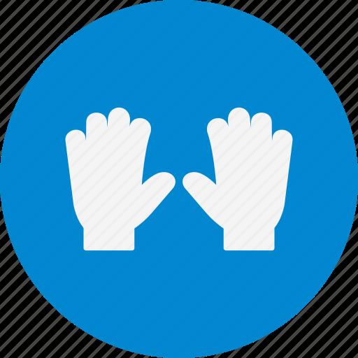 glove, gloves, winter icon