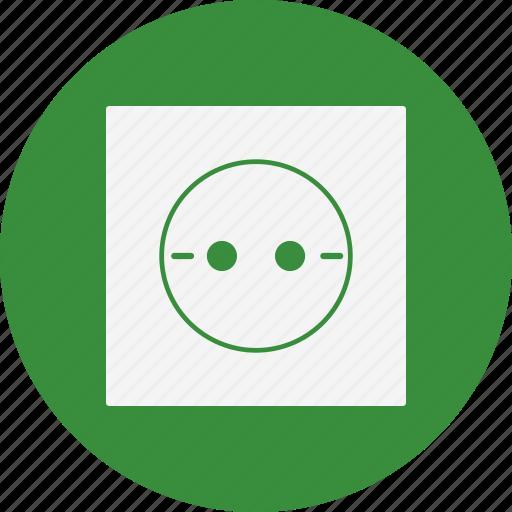 electric, plug, power icon