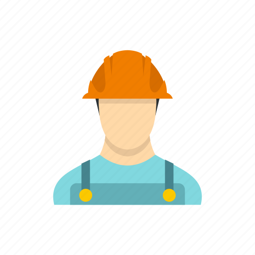 builder, construction, contractor, person, professional, work, worker icon