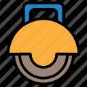circular, circular saw, cutter, saw icon