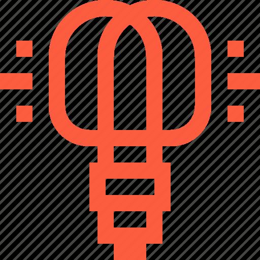 efficient, energy, lamp, lightbulb, lighting, saving icon