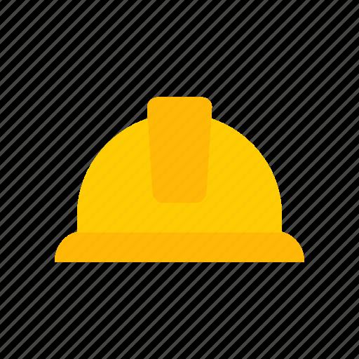 construction, helmet, repair, tools icon