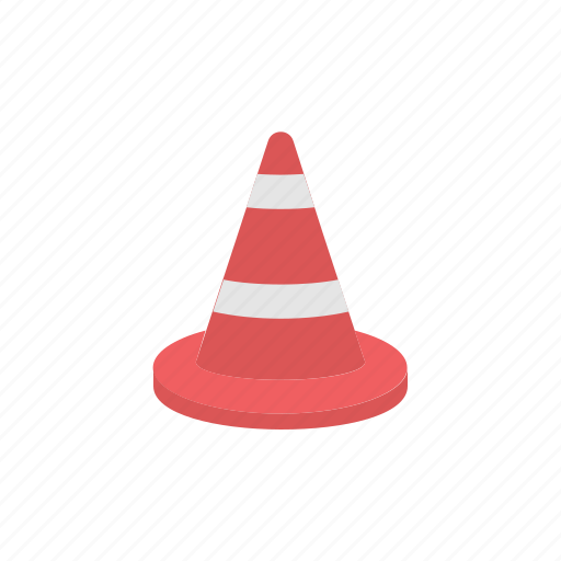 architecture, cone, construction, property, tools icon