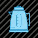 coffee, kattle, kitchen, tea, teapot icon