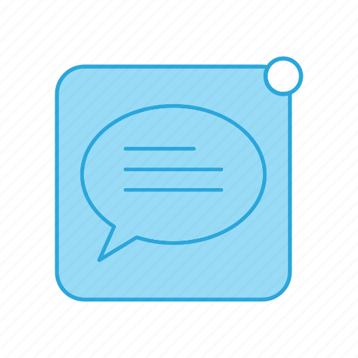 Chat, communication, message, text icon - Download on Iconfinder