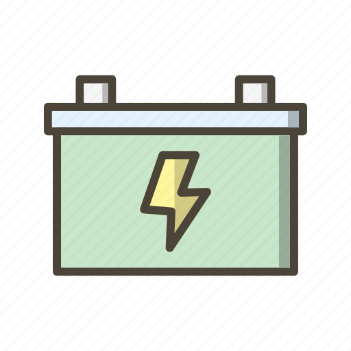 Battery, energy, electricity icon - Download on Iconfinder