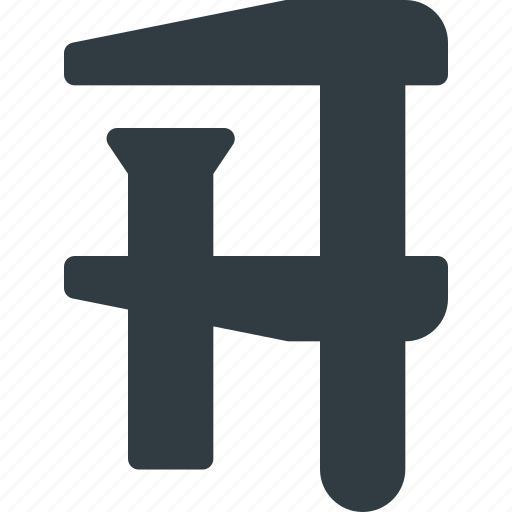 clamp, construction, industry, tool, tools icon
