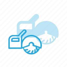 construction, cutter, cutting, disk, industry, tool, tools icon