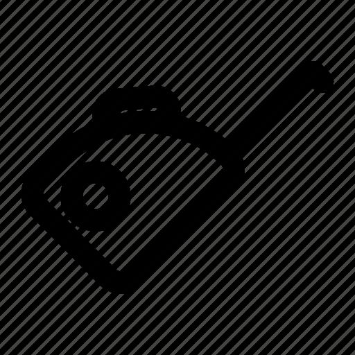 building, meters, ruler, tool icon