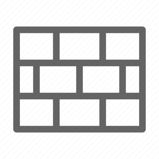 Brick, construction, wall icon - Download on Iconfinder