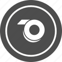 repair, tape, tool, work icon